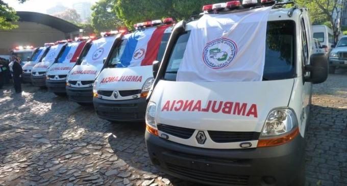 IPS entregó ambulancias reparadas a hospitales