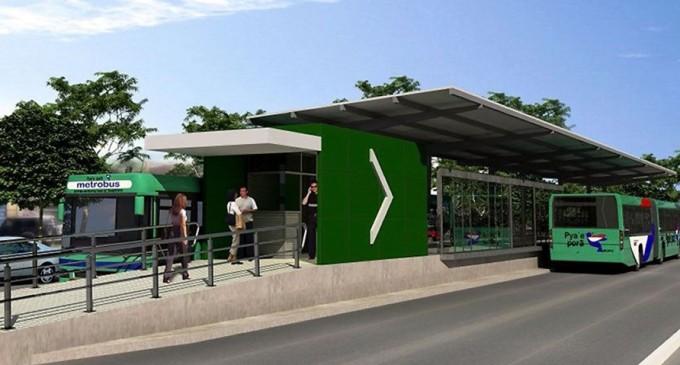 Paraguay tendrá metrobús en febrero del 2018