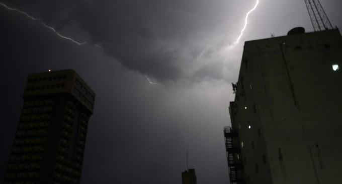 Lluvias y tormentas aplacarán un poco el calor