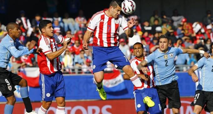 Paraguay asciende en el ranking de la FIFA