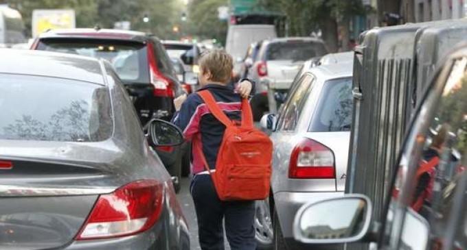 De vuelta a clases y al caos vehicular