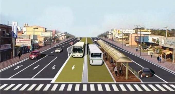 """Proyecto Metrobús se concretará """"lo antes posible"""""""