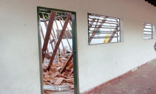 Derrumbe de aula en Lambaré: Imputan a tres funcionarios de la Contraloría