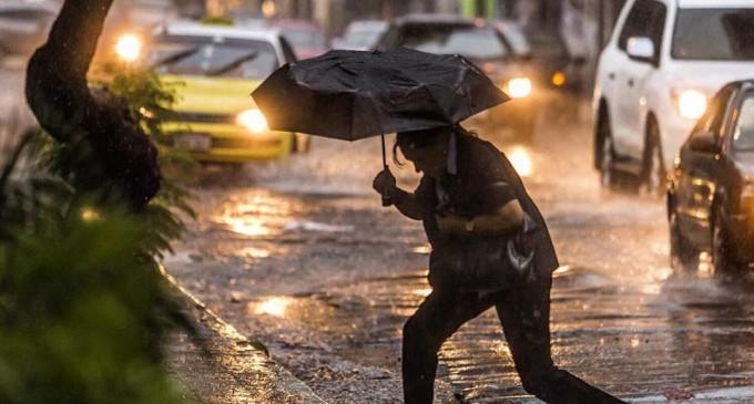 Pronostican lluvias para mañana