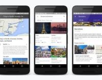 Google lanza una aplicación para planificar viajes