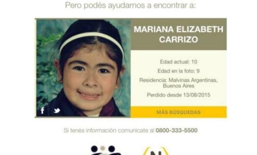 """El """"error 404"""" podría ayudar a buscar niños perdidos"""