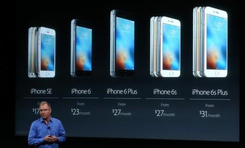 Apple presentó un nuevo iPhone más pequeño y barato