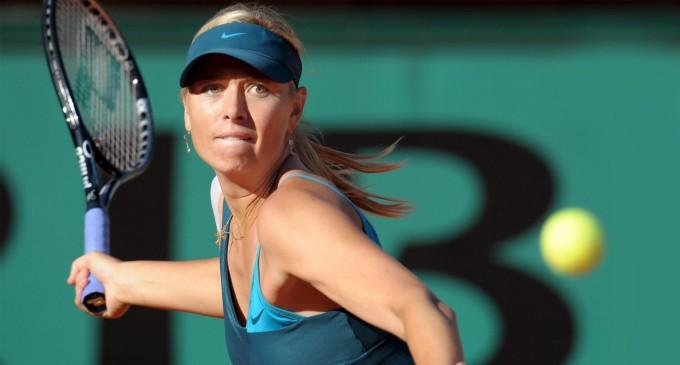 """Los grandes sponsors de Sharapova le sueltan la mano """"mientras dure la investigación"""""""