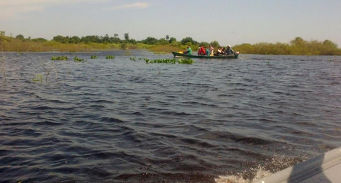 """Según monitoreo río Paraguay no """"llegaría"""" a los 9 metros"""
