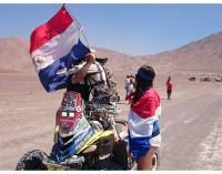 Dakar: Paraguay ya forma parte de la carrera mas difícil del mundo