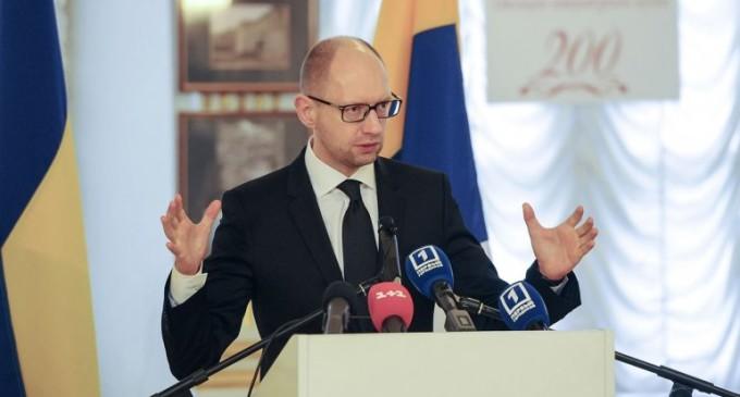 Renunció el primer ministro de Ucrania en medio de una crisis política