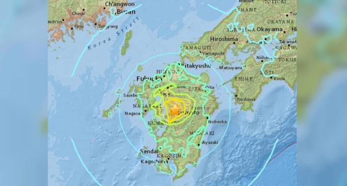 Alerta de tsunami en Japón tras sismos de 7,4 y 7,2