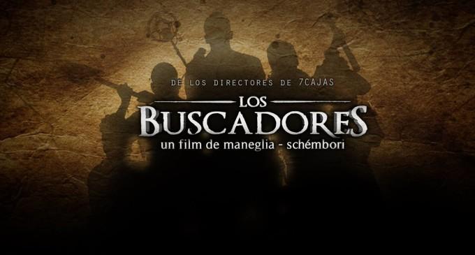 """""""Los Buscadores"""", film que apunta a convertirse en taquilla nacional"""