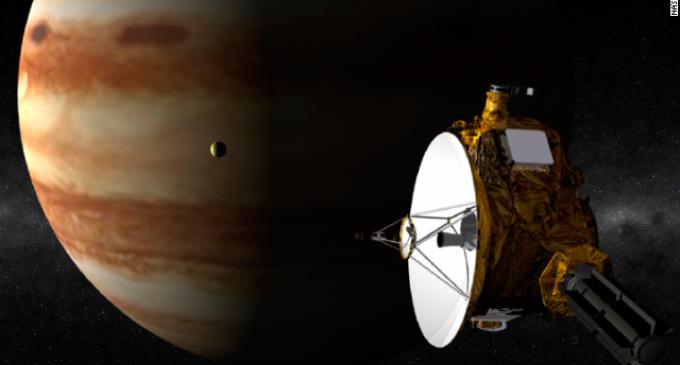 Nave de la NASA en problemas; a 120 millones de kilómetros de la tierra