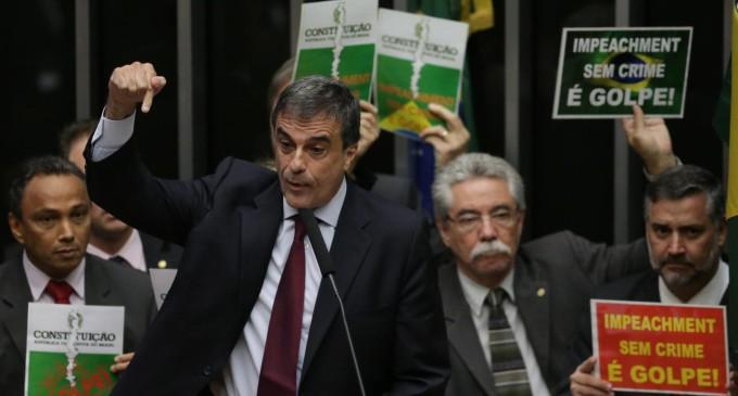 Brasil vive la catarsis colectiva del 'impeachment' a Dilma Rousseff