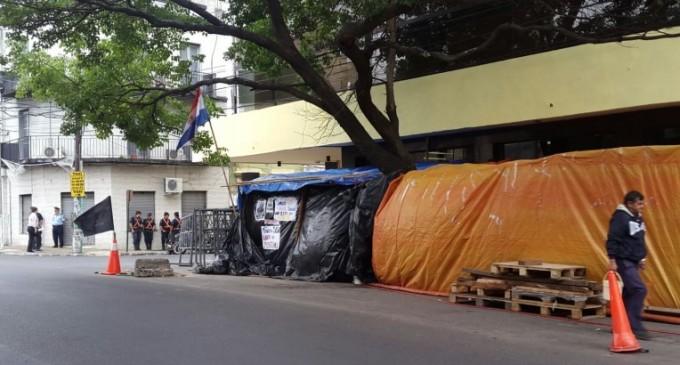 Ministerio de Trabajo urge liberación de veredas