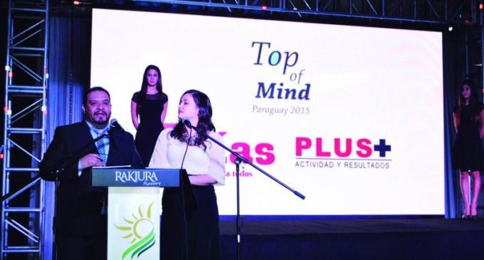 Top of Mind 2016: Destacan posicionamiento de marcas paraguayas
