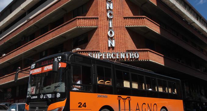 Modernización de buses se logró sin condonación y reduciendo subsidio