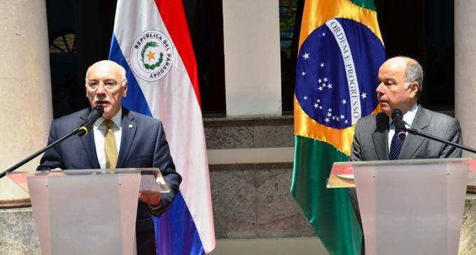 En reunión bilateral evitaron hablar sobre cuestiones políticas del Brasil