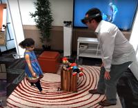 Holoportation: interacción virtual en 3D en tiempo real