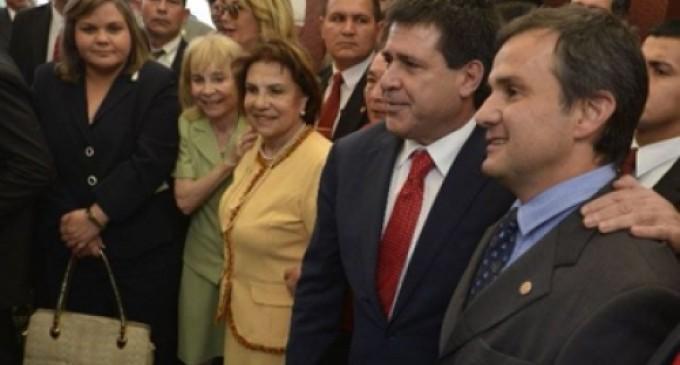 """Argaña sobre proclamación: """"Para nosotros no ganó Alliana, sino el dinero sucio de Cartes con la mafia"""""""