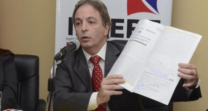 """Titular del Indert: """"Si las denuncias por acoso son ciertas, renuncio al cargo"""""""