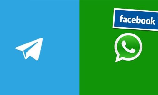 Aplicaciones de mensajería más seguras