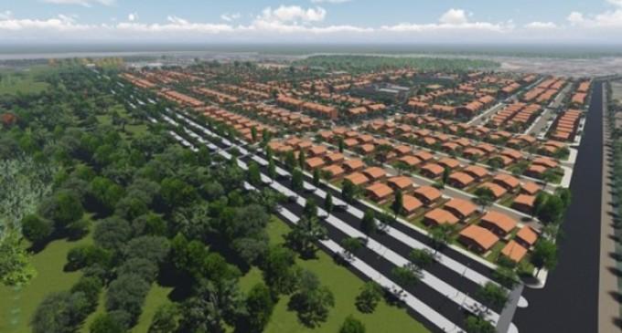Inicia la construcción de unas 1.000 viviendas para damnificados