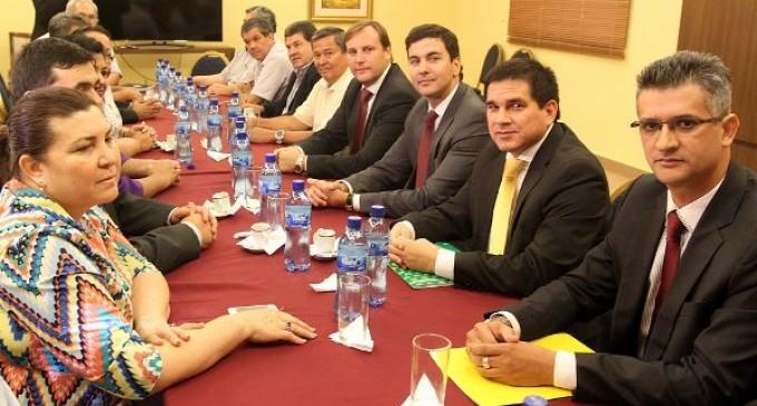 Nueva reunión: Cooperativistas presentan puntos a ser corregidos en ley del IVA