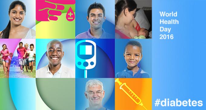 """Día Mundial de la Salud: """"Apurá el paso, ganale a la Diabetes"""""""