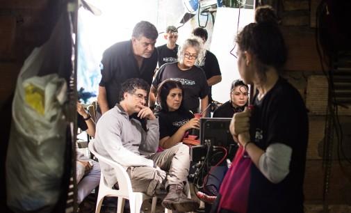 """""""Los Buscadores"""" se terminó de filmar en Chacarita"""