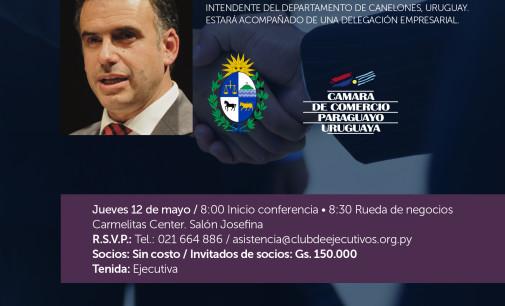 Presentan alianzas comerciales entre empresas paraguayas y uruguayas