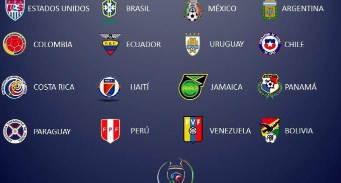 Ramón Díaz y los 23 que nos representarán en la Copa América