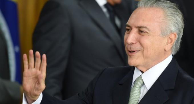 El Gobierno de Michel Temer prevé que Brasil tendrá el mayor déficit de su historia