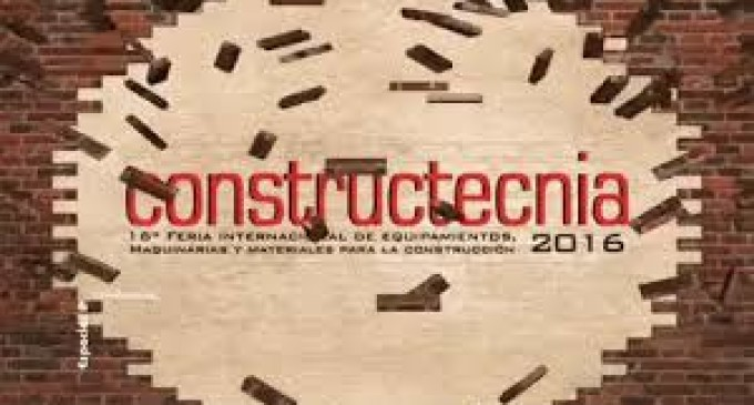 Constructecnia 2016: Innovaciones y empresas extranjeras que invertirán en nuestro país serán lo más atractivo