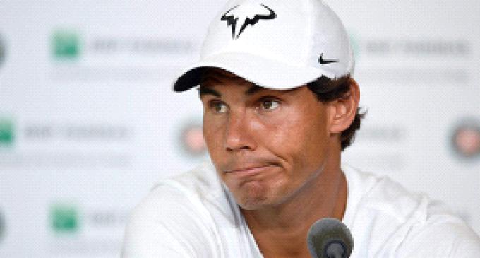 SORPRESA: Rafael Nadal se retira del Roland Garros
