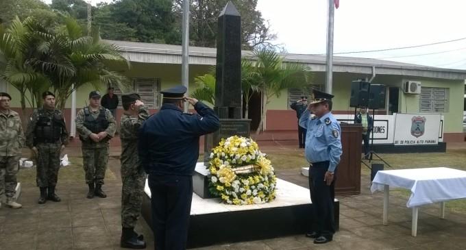 Rindieron homenaje a policías caídos al cumplirse 4 años de la matanza en Curuguaty