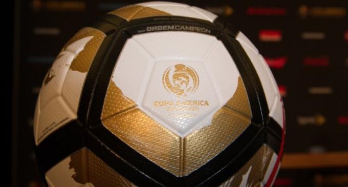 Balón que se utilizará en la Final