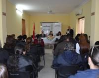"""Realizan conferencia audiovisual """"Paraguay Poderoso"""" dirigido a guardias penitenciarios"""
