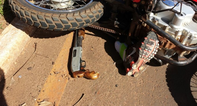 Persecución y muerte: Dos supuestos motochorros fueron abatidos por la policía