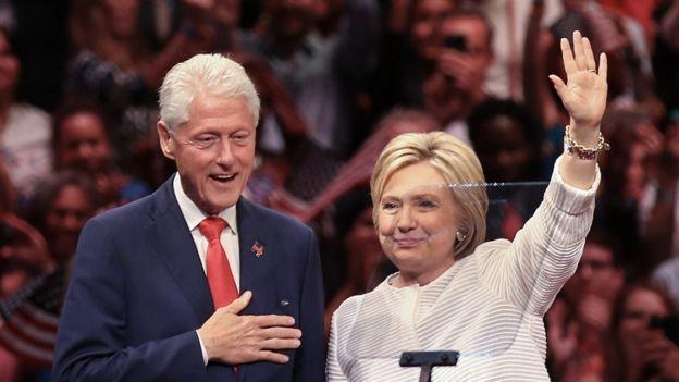 Hillary Clinton, la primera mujer candidata a la presidencia de un gran partido en EE.UU.
