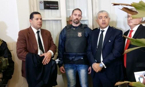 """Abogado de Pérez Corradi: """"Hemos demostrado que hay una voluntad para someterse a la justicia"""""""