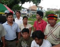Procesan a indígena que atacó con machete a otro