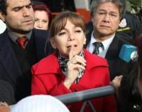 """Carla Bacigalupo: """"Yo ya visibilicé esto hace meses, ya anunciaba yo que es una bomba de tiempo"""""""