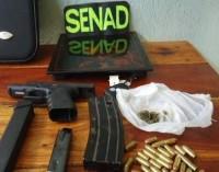 Prueba practicada a agentes de la SENAD dio resultado negativo