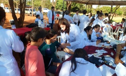 Cobertura asistencial a pacientes que no pueden acercarse a puestos de salud