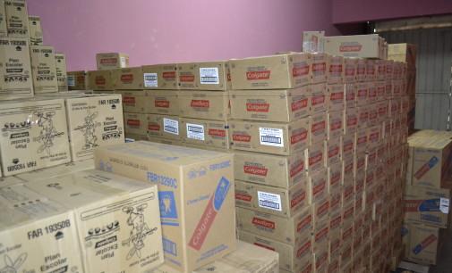 Escolares y adultos serán beneficiados con kits Buco-dental
