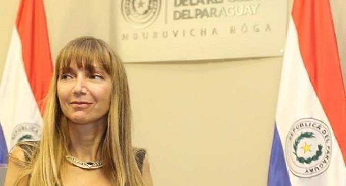 Carla Bacigalupo dejó de ser Ministra de Justicia