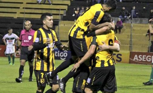 Guaraní dejó los 3 puntos en la Toldería