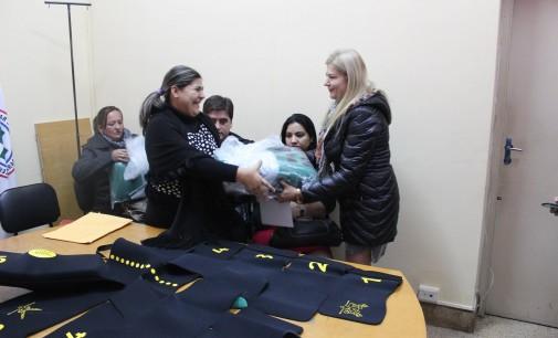 Hospital Regional de Villarrica recibió trajes anti shock